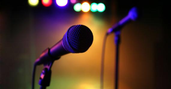 Live-sound-microphone