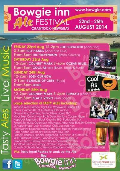 Bowgie Ale Festival