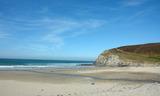Porthtowan-beach