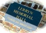 Lerrynmemorialhall